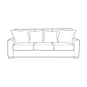 Bishop Sofa - Bungalow 56 Living