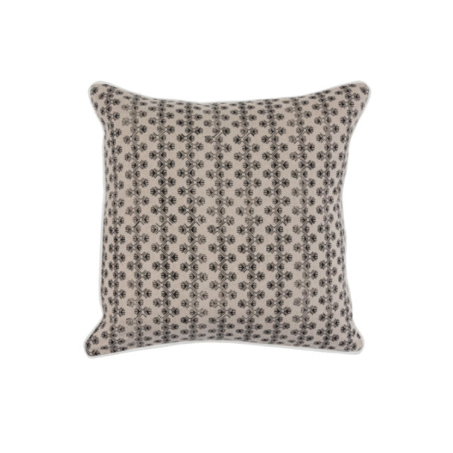 Block Print Pillow - Bungalow 56 Living