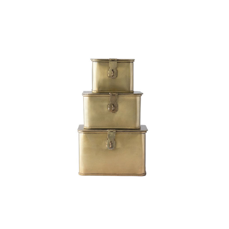 Brass Boxes - Bungalow 56