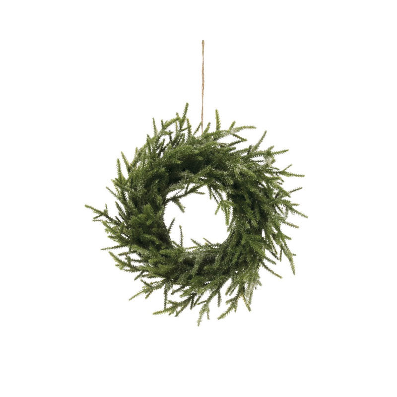 Faux Pine Wreath - Bungalow 56