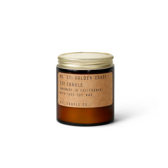 Golden Coast Mini Candle - Bungalow 56