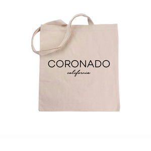 Coronado Canvas Bag - Bungalow 56