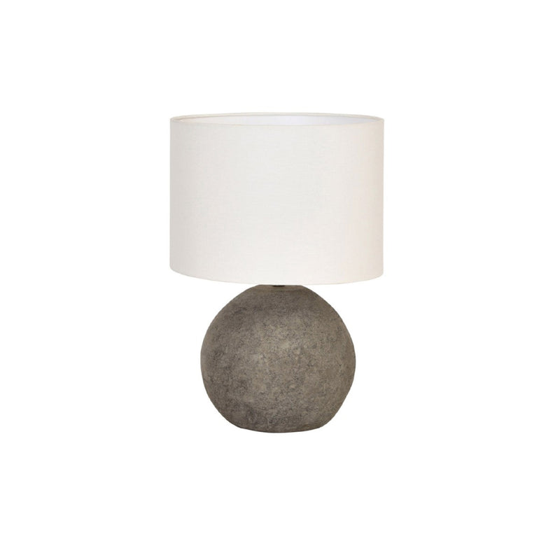 Distressed Terra Cotta Lamp - Bungalow 56 Living