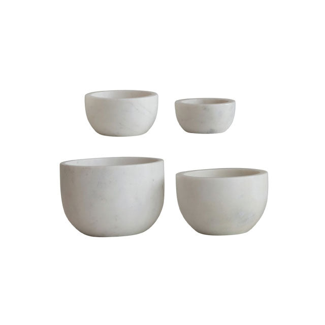 Marble Measuring Bowl Set - Bungalow 56