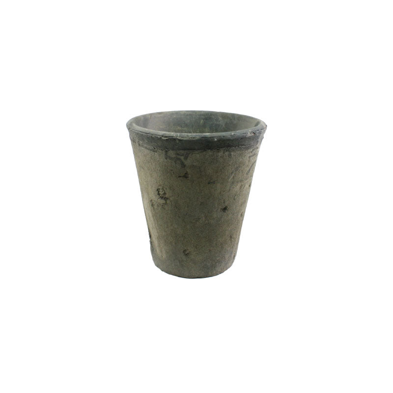 Moss Grey Pot - Bungalow 56