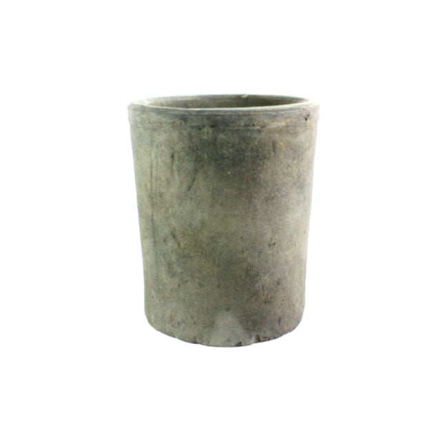 Grey Moss Terra Cotta Pot - Bungalow 56