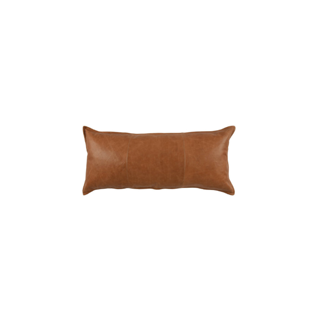 Emerson Leather Pillow - Bungalow 56