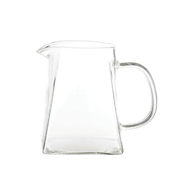Square Glass Pitcher - Bungalow 56