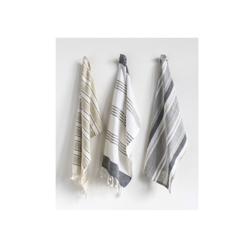 Striped Dish Towel Set - Bungalow 56