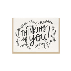 Thinking Of You Branches Card - Bungalow 56