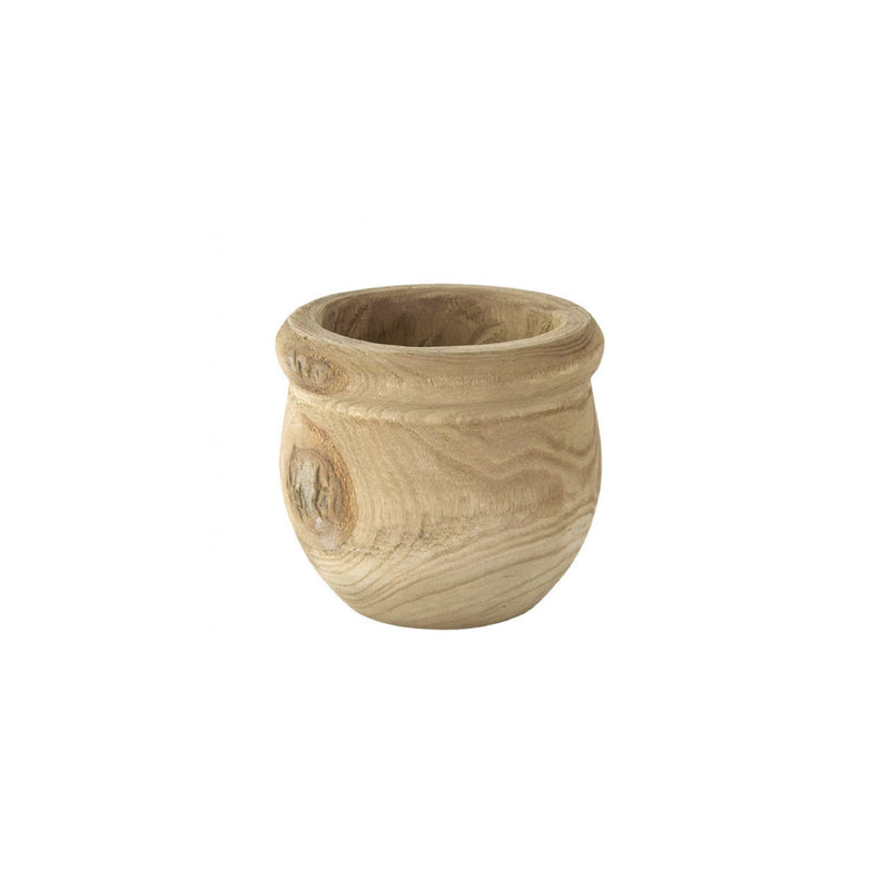 Carving Pot - Bungalow 56