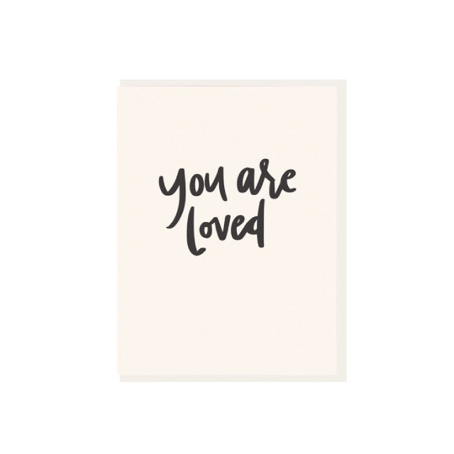 You Are Loved Card - Bungalow 56