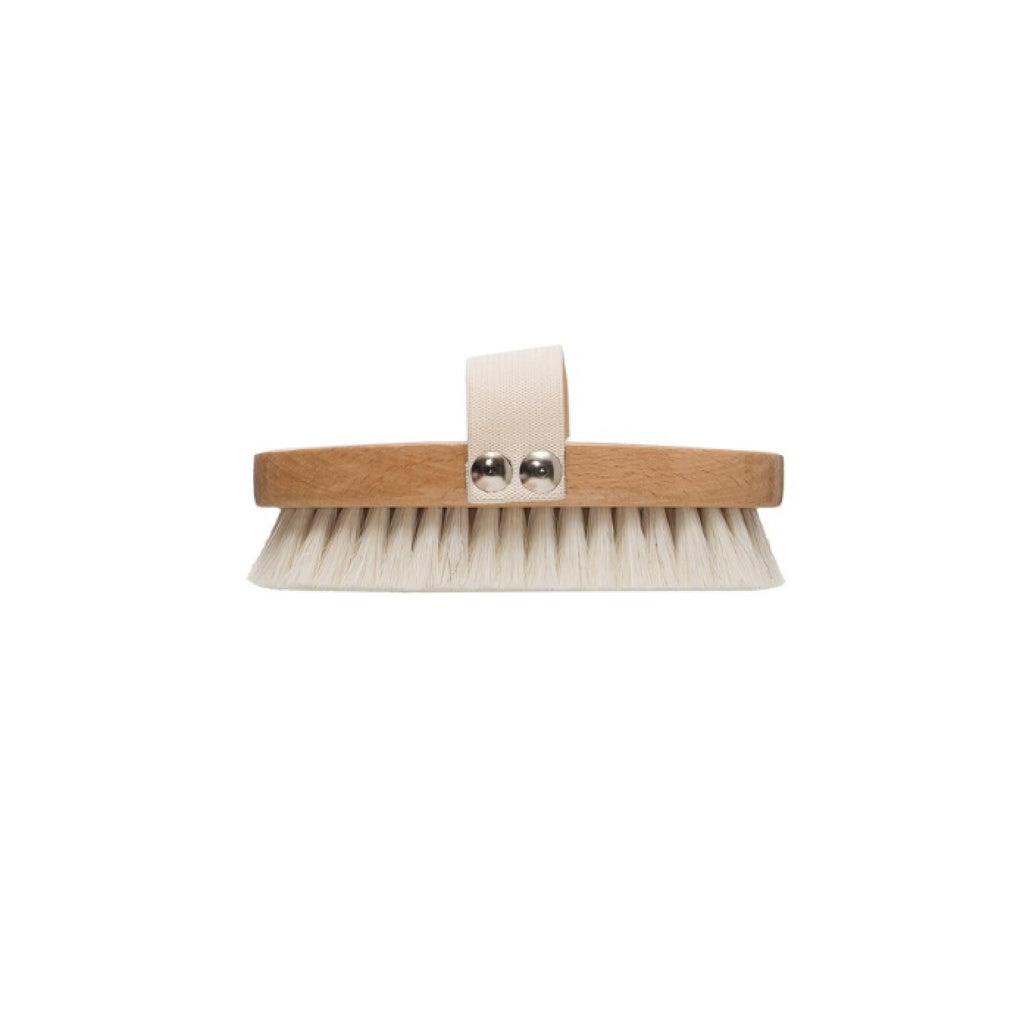 Beech Wood Bath Brush - Bungalow 56