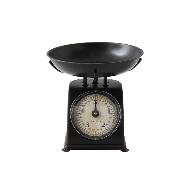 BLACK KITCHEN SCALE - Bungalow 56 Living