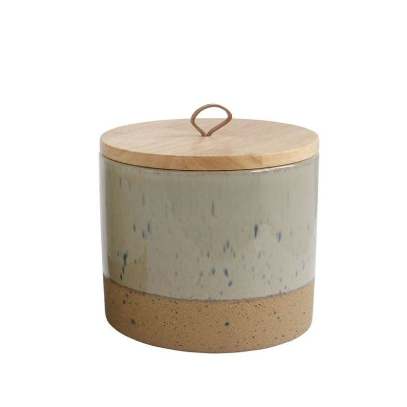 GLAZED CANISTERS - Bungalow 56 Living