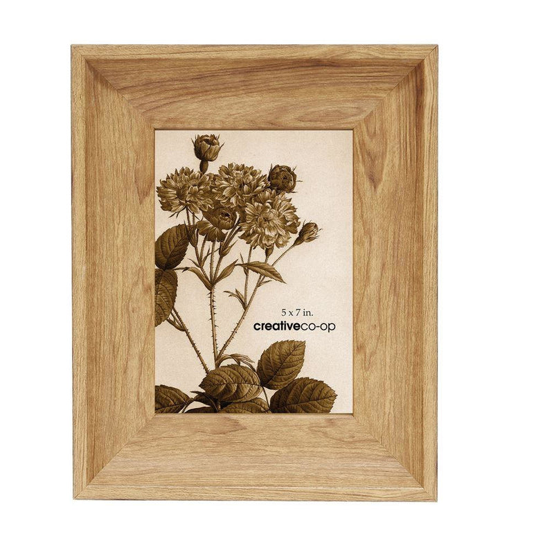 PHOTO FRAME IN OAK FIN - Bungalow 56 Living