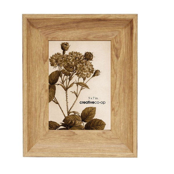 Photo Frame in Oak Fin