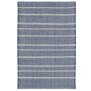 NAVY INDOOR/OUTDOOR RUG 2 - Bungalow 56