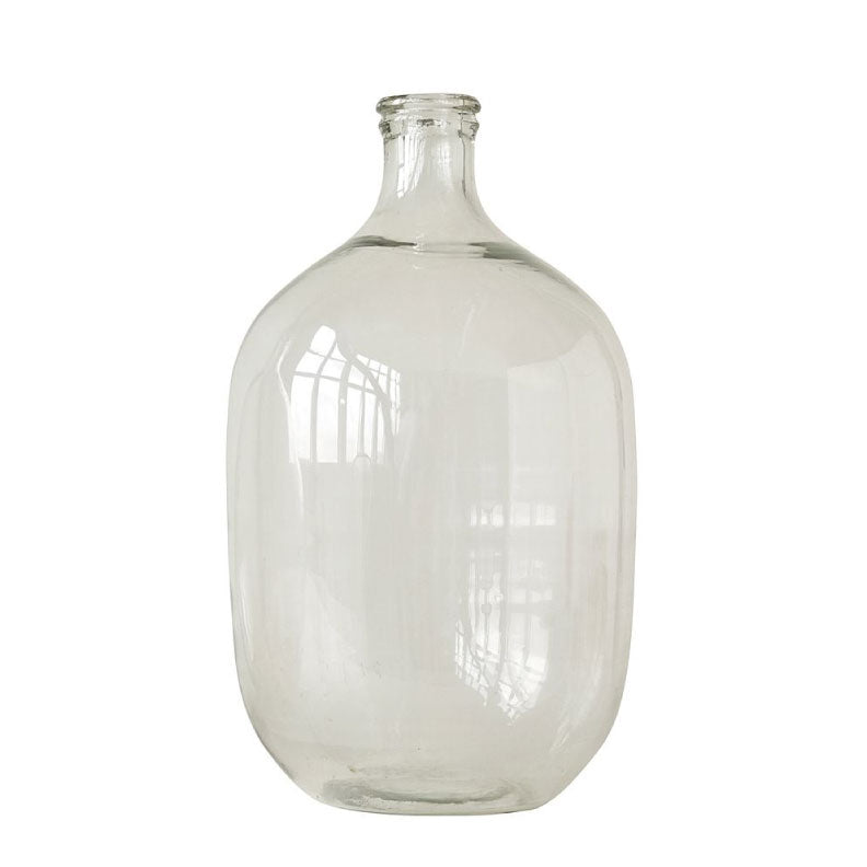 GLASS BOTTLE VASE - Bungalow 56 Living
