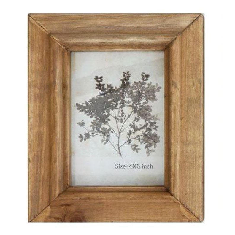 Wood Picture Frame - Bungalow 56 Living
