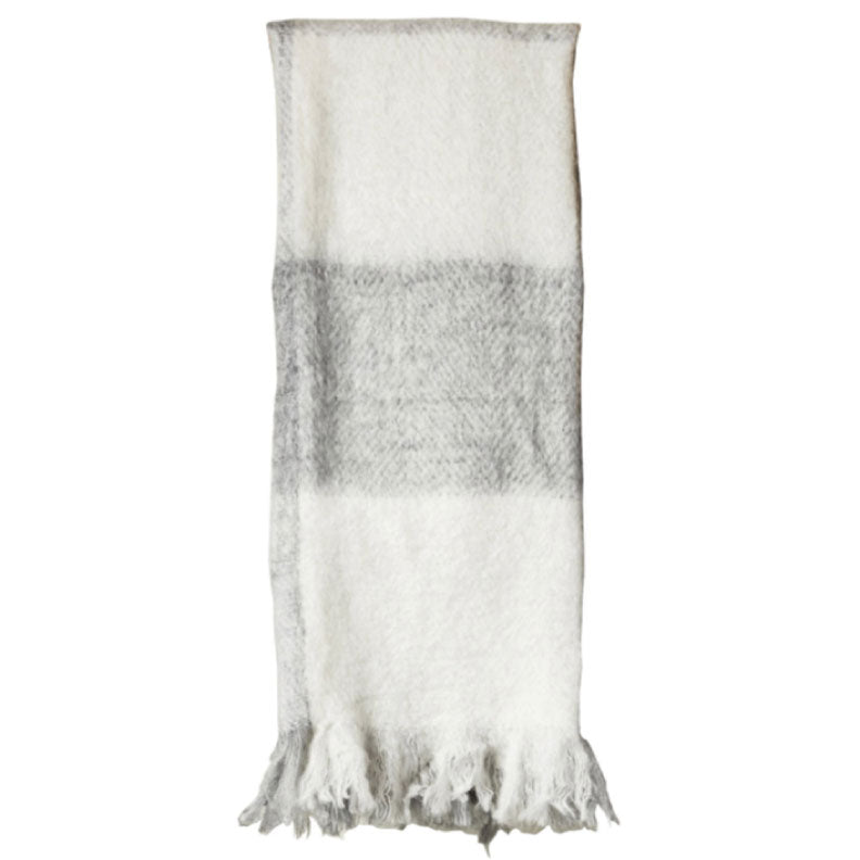 MOHAIR THROW - Bungalow 56 Living