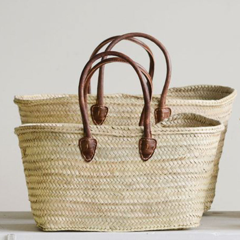 MOROCCAN BASKET - Bungalow 56 Living