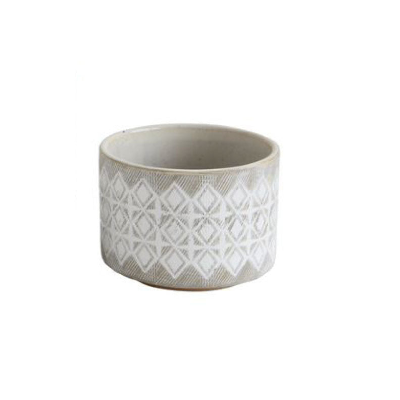 SMALL STONEWARE POT - Bungalow 56 Living