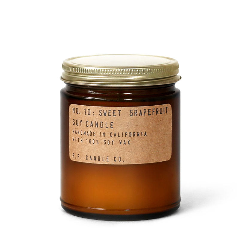 SWEET GRAPEFRUIT CANDLE - Bungalow 56 Living