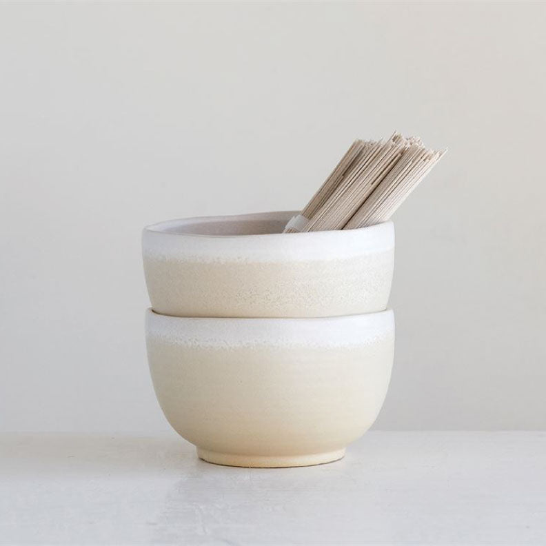 STONEWARE BOWL - Bungalow 56 Living