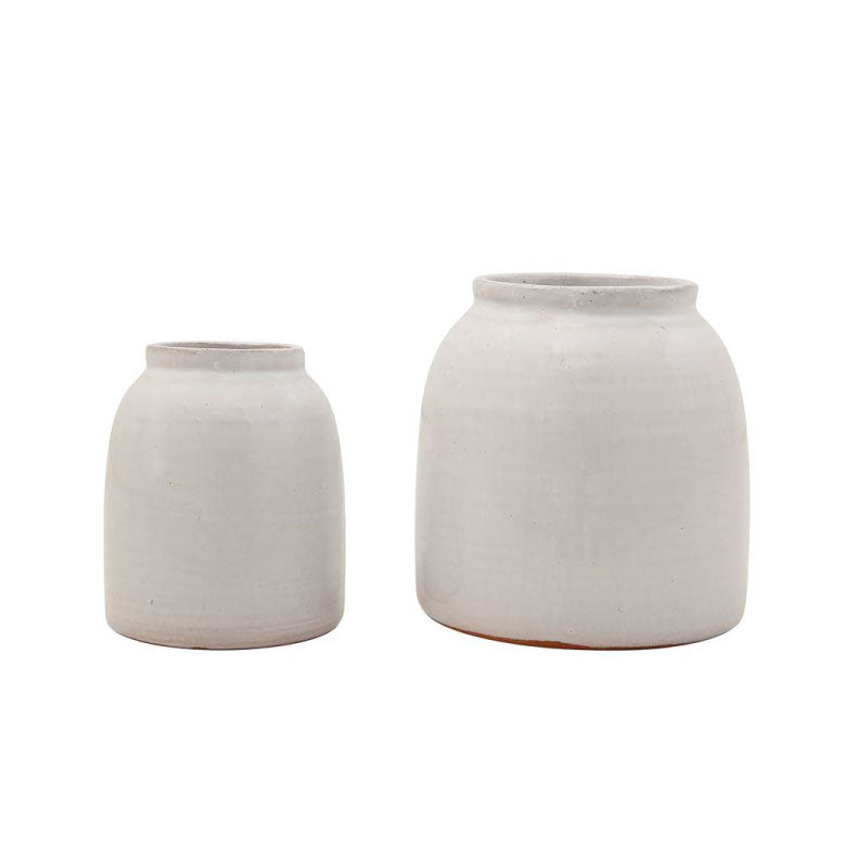 WHITE VASES - Bungalow 56