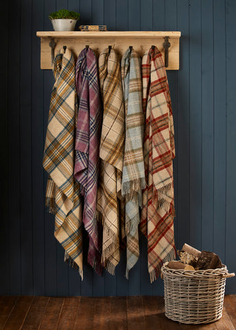 National Trust Bronte by Moon Collection Throws