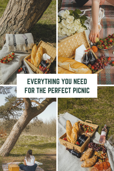 Everything you need for the perfect picnic