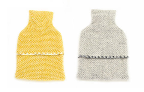 Pure New Wool Hot water Bottles