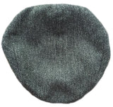 Garforth Tweed Flat Cap - Ribble Grey
