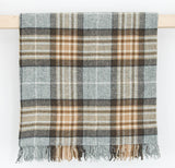 Tartan Pure New Wool Blanket - Mckellar
