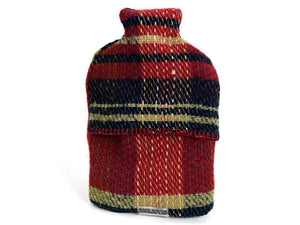 Random Recycled Wool Hot Water Bottle