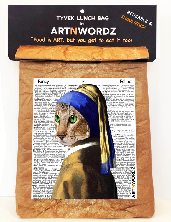 Artnwordz Lunch Bags