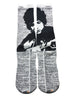 Artnwordz Apparel Bob Dylan Guitar Dictionary Pop Art Unisex Socks