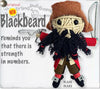 Kamibashi Captain Blackbeard Pirate The Original String Doll Gang Keychain Clip
