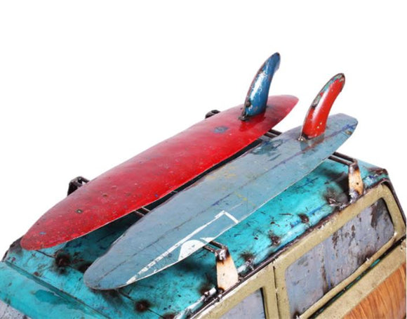 Think Outside Drop in Surfboards Handmade Metal Removable Cooler Topper