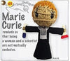 Kamibashi Marie Curie The Original String Doll Gang Keychain Clip