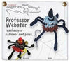 Kamibashi Professor Webster Spider The Original String Doll Gang Keychain Clip