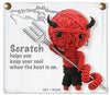 Kamibashi Scratch the Devil The Original String Doll Gang Keychain Clip