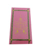 "The Joy of Light Designer Matches Pagoda Pink on Embossed Matte 4"" Collectible Matchbox"