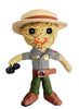 Kamibashi Parker Boy Park Ranger The Original String Doll Gang Keychain Clip