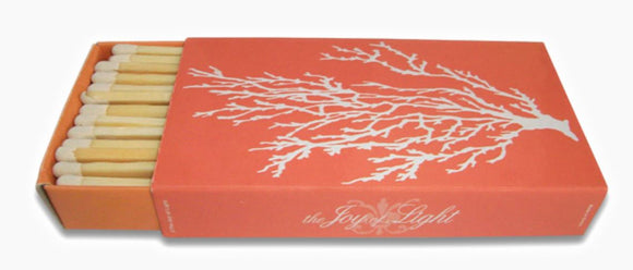 The Joy of Light Designer Matches Coral on Embossed Matte 4