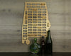 Wine Cork Traps State of Alabama Wooden Wine Cork Holder Organizer Wall Decoration