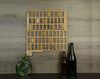 Wine Cork Traps State of New Mexico Wooden Wine Cork Holder Organizer Wall Decoration