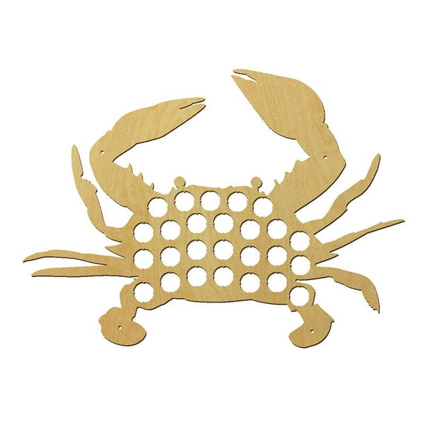 Beer Cap Traps Crab Bottle Beer Soda Pop Wood Cap Caps Organizer