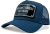 John Hatter & Co A Few Good Men You Can't Handle The Truth Blue Adjustable Baseball Cap Hat